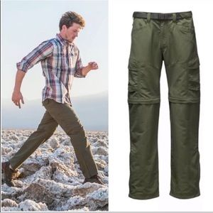 North Face Cargo Utility Pant/Short
